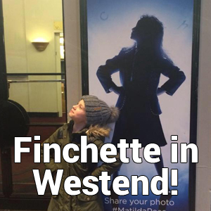Finchette hits the west end